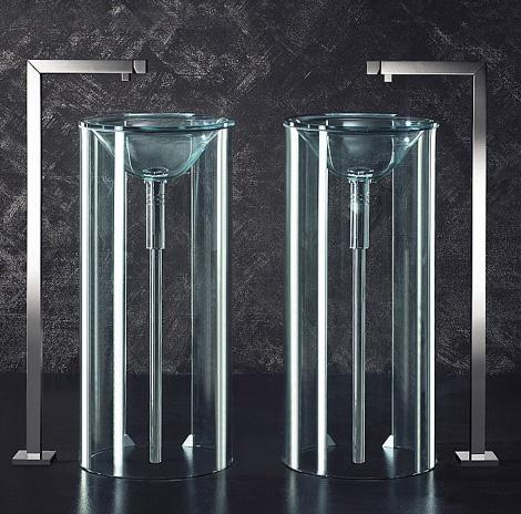 signorini rubinetterie zeus floor mount faucets