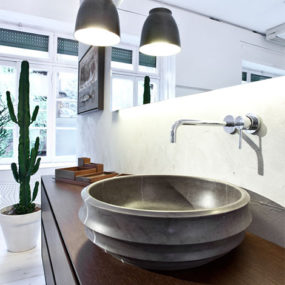 Handmade Vessel Sinks by Sign