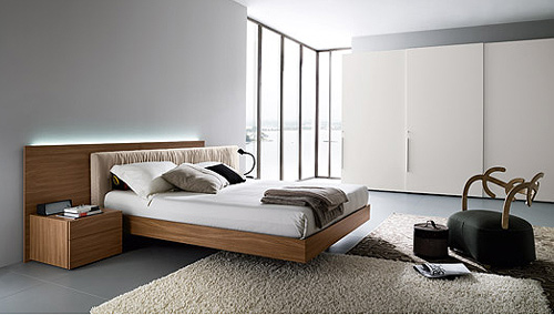 simple sophisticated bedroom design ideas rossetto armobil 2