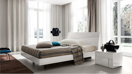 simple sophisticated bedroom design ideas rossetto armobil 5