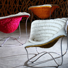 Romantic Chairs by Vito Selma