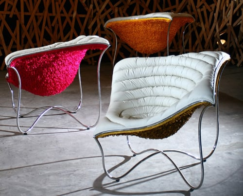 Marvelous Romantic Chairs By Vito Selma