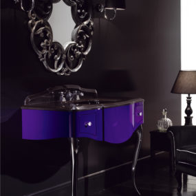 Sink Consoles with Mirrors – Contemporary Classics by Devon and Devon
