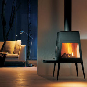 Shaker Stove by Antonio Citterio – from Skantherm