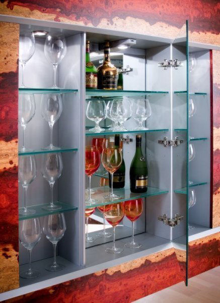 skloib wohndesign grande multi media center bar