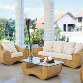 Luxury Patio Furniture from Skyline Design – 100% recyclable furniture