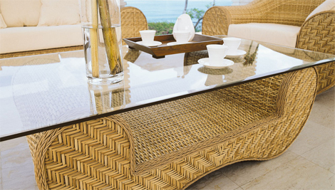 skyline design odeon table Luxury Patio Furniture from Skyline Design   100% recyclable furniture