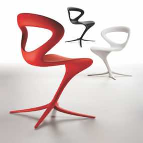 Slinky Ultra-Mod Chair by Infinity of Italy