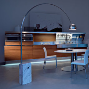 Contemporary Italian Kitchen from Snaidero – the Kube