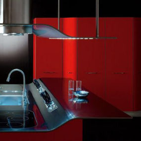 New contemporary kitchen from Snaidero – the Venus kitchen