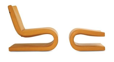 Superbe Snake Chair Yellow Poliform Poliform Snake Chair Has An Iconic U0027Su0027 Profileu2026
