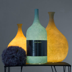Soft Glow Lighting – indistinguishable lamps by In-Es