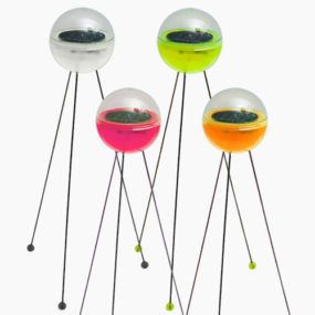 Solar Light Balls by Poketo
