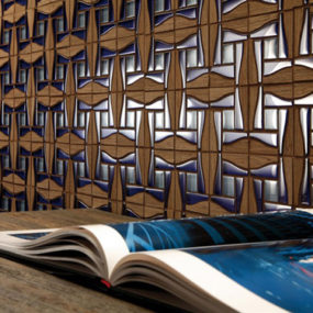 Solid Wood Tiles by Mosaico+