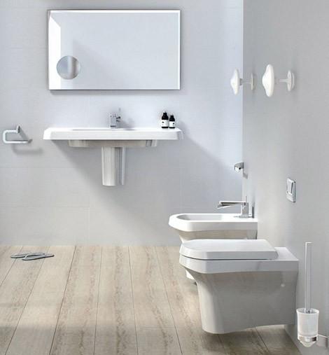 sonia bathroom ceramic sx3 1 Contemporary Bathroom Set   SX1 and SX3 sets from Sonia