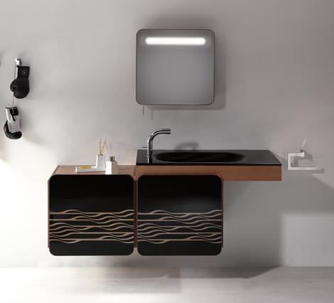 sonia sa vanity versatile 1 Versatile Vanity from Sonia: nice rounded corners