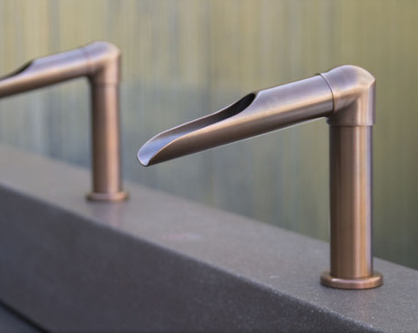 Hands Free Faucet - e-ON automatic faucets by Sonoma use ...