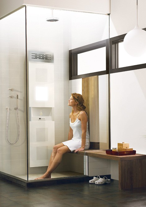 Spa Shower System From Bainultra Vedana Offers Five