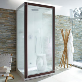 Spa Steam Shower – St. Trop by Duravit