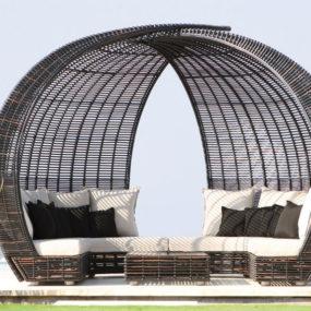 Occasional Daybeds: Skyline Designs Spartan, Shade, Iglu