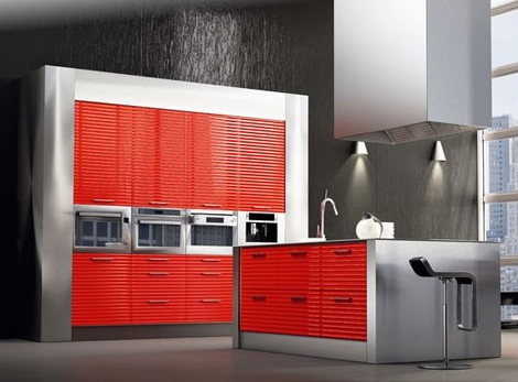 Spazzi Spain Kitchens Modern Kitchen Cabinets 1 Spain Kitchens Modern  Kitchen Cabinets With European Soul By