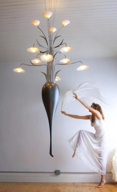spectacular chandeliers david dimpiero 2 Spectacular Chandeliers by David Dimpiero