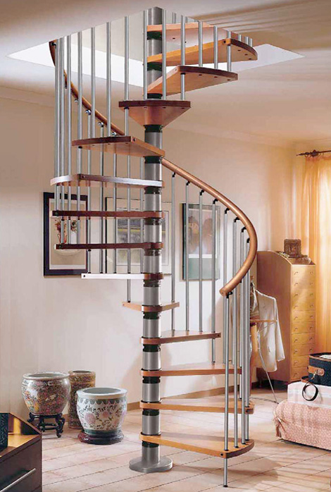 spiral staircase rintal 1 house staircase design guide 5 modern designs for every occasion from - Home Stair Design