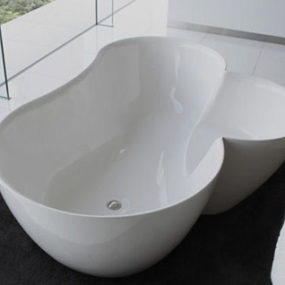 Unique Bathtubs – Utuwa bathtub by Spiritual Mode