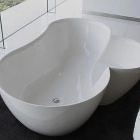 Unique Bathtubs – Utuwa bathtub by Spiritual Mode