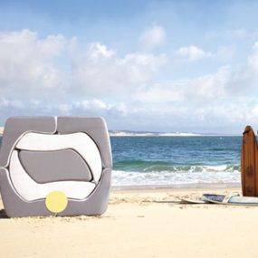 Stackable Outdoor Furniture Puzzle by Ego Paris