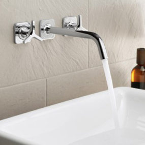 Star Handle Bathroom Mixer – new Axor Citterio M