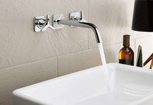 star handle bathroom mixer axor citterio m 3 Star Handle Bathroom Mixer   new Axor Citterio M
