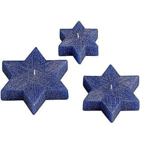 Star of David Floating Candles – the Hanukkah centrepiece
