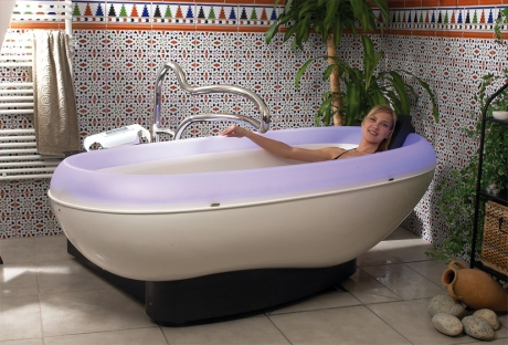 stas doyer automatic bathtub dulce 1 Automatic Bathtub by Stas Doyer   Dulce bathtub