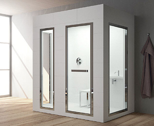 steam room pasha teuco 1 Modern Steam Room by Teuco   Pasha
