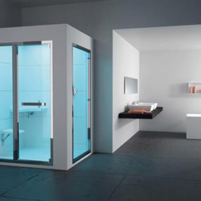 Modern Steam Room by Teuco – Pasha