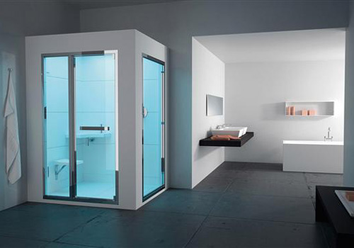 steam room pasha teuco 2 Modern Steam Room by Teuco   Pasha