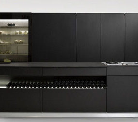 Specialty Kitchens – Wine Kitchen and Herbal Kitchen by Steininger