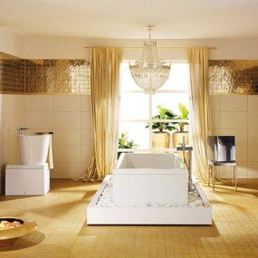 Luxury Tile: artistic design tile from Steuler Fliesen