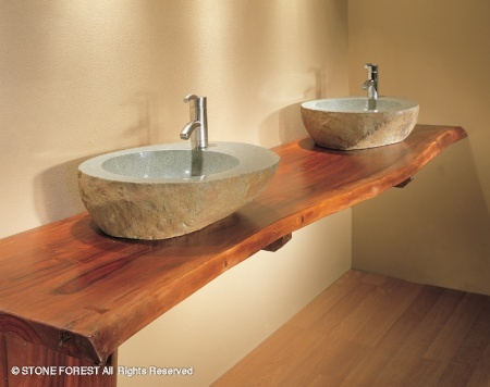 Wood countertop beauty natural edge countertops from for Natural edge wood countertops