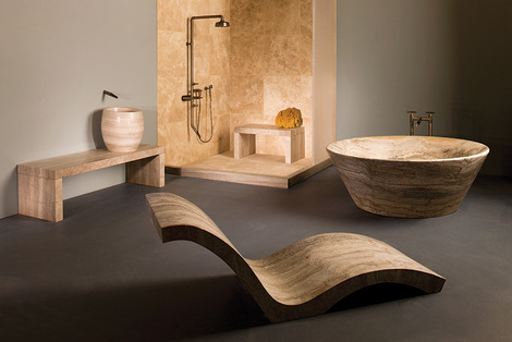stone forest siena marble bathroom suite 1 thumb Stone Forest Debuts the Siena Collection