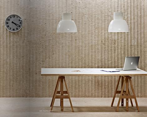 stone walls installed lithos design Engraved Stone Walls by Lithos Design