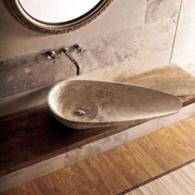 Vaselli Jet Basin from Stonell – the new stone vessel