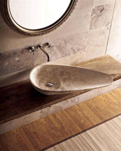 stonell vaselli jet basin stone vessel Vaselli Jet Basin from Stonell   the new stone vessel