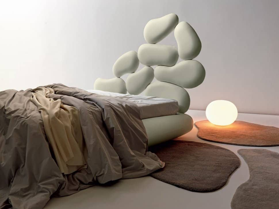 Stones Bed by Noctis
