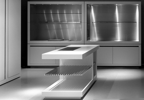 stratocucine kitchen kubista 1 Kitchen Design Ideas from Stratocucine   Eclettica, Non Plus Ultra, Kubista
