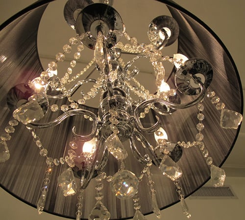 stylish modern chandelier baroque ceiling light modani 3 Stylish Modern Chandelier   Baroque ceiling light by Modani