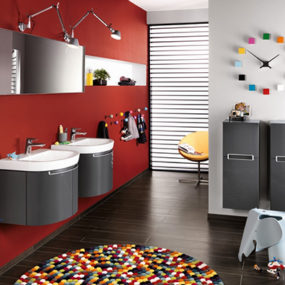 Subway 2.0 Bathroom Furniture Collection by Villeroy&Boch