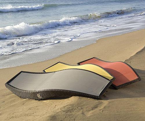 sun bed by les jardins au bout du monde. Black Bedroom Furniture Sets. Home Design Ideas