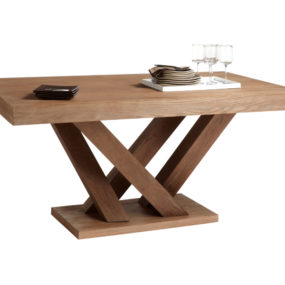 Sunpan Madero Dining Table – Big style for small spaces